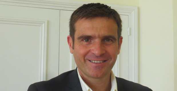 """Jean-Martin Mondoloni, conseiller territorial du groupe Le Rassemblement et leader du mouvement """"Une Nouvelle Corse""""."""