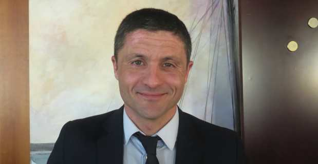 Jean-Félix Acquaviva, conseiller exécutif et président de l'Office des transports de la Corse (OTC).