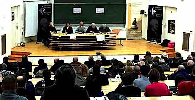 Corsica Libera lors de son rassemblement de Corte
