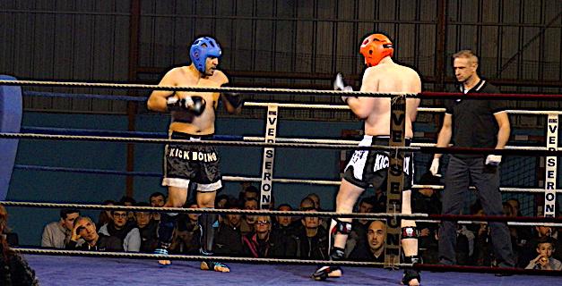 Kick boxing : Le succès pour la 5ème édition d' « Arena Corsa » à Bastia