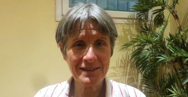 Agnès Simonpietri, conseillère exécutive et présidente de l'Office de l'environnement de la Corse.