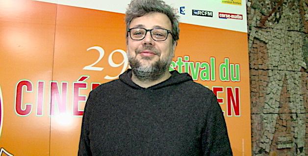 Le réalisateur Marco Segato