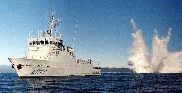 Sources : © Marine nationale  Droits : Ministère de la Défense