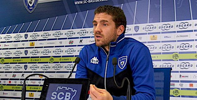 Jean-Louis Leca, gardien de but du SC Bastia