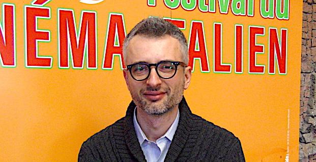 Le réalisateur Marco Danieli