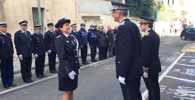 A Ajaccio, le nouveau patron de la Sécurité Publique est une femme