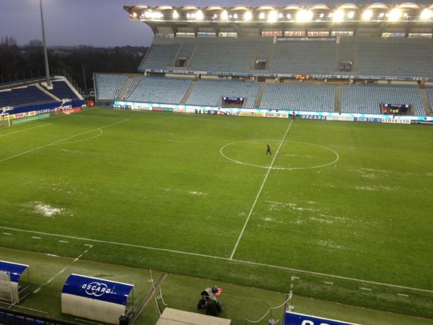 Pelouse détrempée à Furiani : Sporting-Nantes renvoyé !