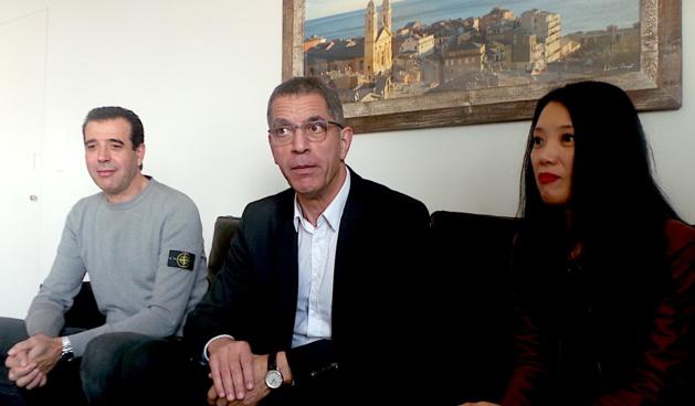 Paul Pierinelli, Pierre Savelli et Xin Devichi : Le rapprochement entre Bastia et la Cosre avec la Chine est en marche…