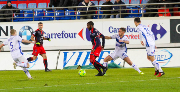 GFCA craque en seconde période à Amiens
