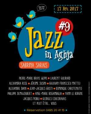 Ajaccio : Jazz in Aghja avec Sabrina Saraïs