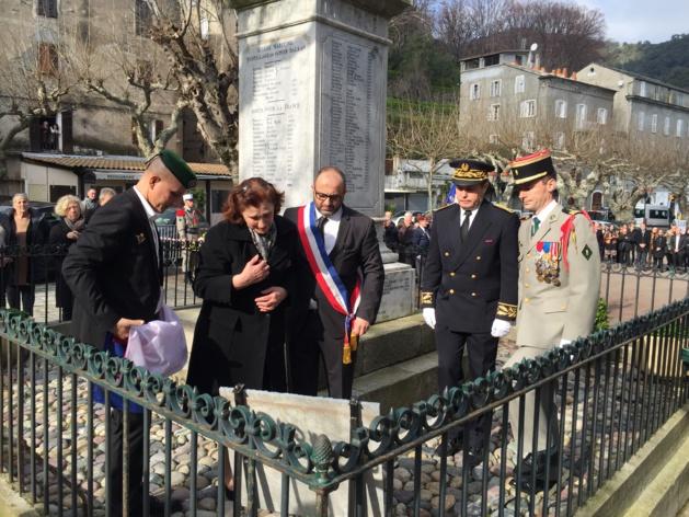 Vescovato : Une plaque commémorative pour ne pas oublier André Orsini, victime du crash du mont Garbi