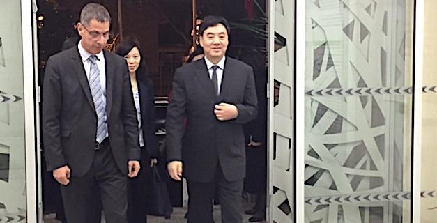 L'ambassadeur de Chine à Bastia : Une visite placée sous le signe de la coopération