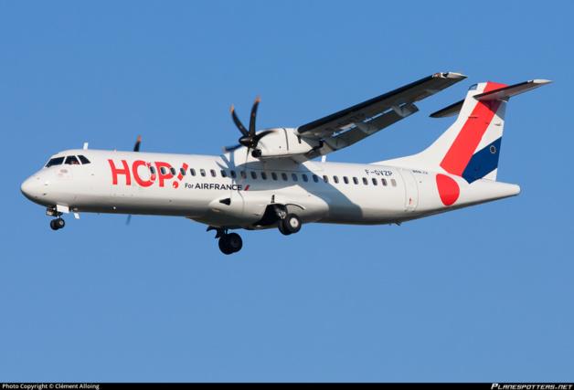 Transports aériens :  HOP !  prolonge ses rotations entre Pau et la Corse