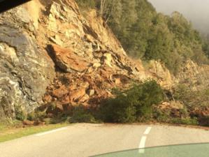 La route Corti-Aleria coupée pendant les 15 jours prochains jours