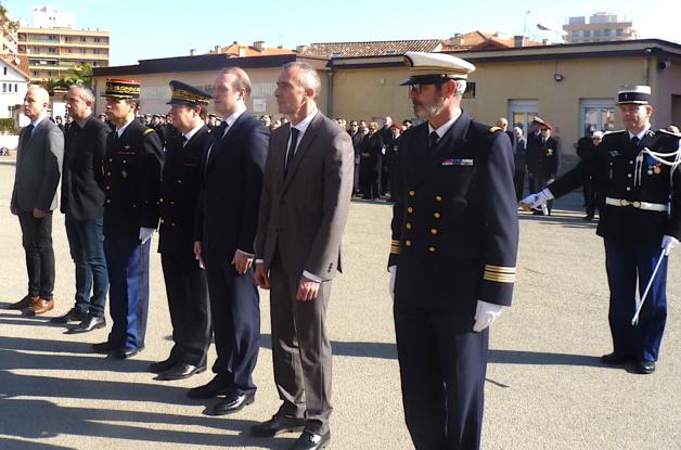 La Gendarmerie a rendu hommage aux militaires disparus en 2016