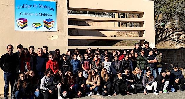 Le Collège de Moltifao joue la carte de la prévention et de la citoyenneté