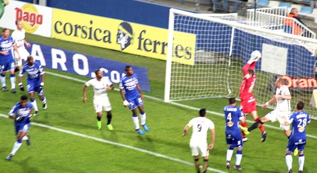 Le Sporting contraint Monaco au partage des points (1-1)