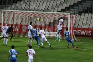 Ligue 2 : Courte défaite pour l'ACA à Auxerre