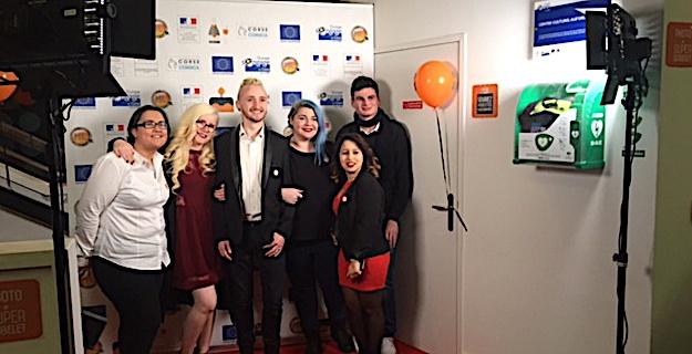 Bastia : Joyeux anniversaire à Milo TV, le média corse qui donne la parole aux jeunes