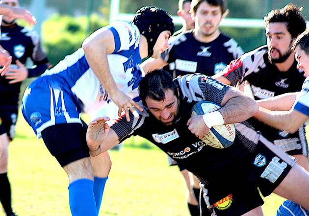 Bastia XV :  Réveil tardif face au Boxeland Islois (19-30)