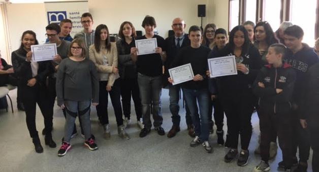 Ajaccio : Quatre groupes primés à l'appel à projets jeunes 2016 de la MSA