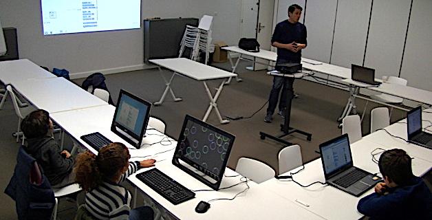 Bastia : Un atelier de création de jeux vidéo à l'Alb'Oru