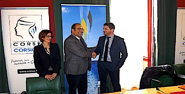 Une continuité territoriale transfrontalière Corse-Sardaigne  toutes voiles dehors pour les «îles sœurs»