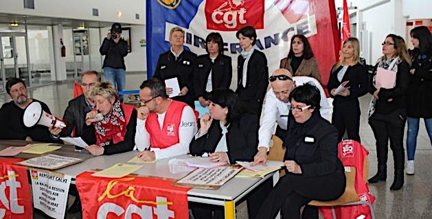 Comptoir-vente Air France de Calvi : La CGT refuse la fermeture et annonce des actions