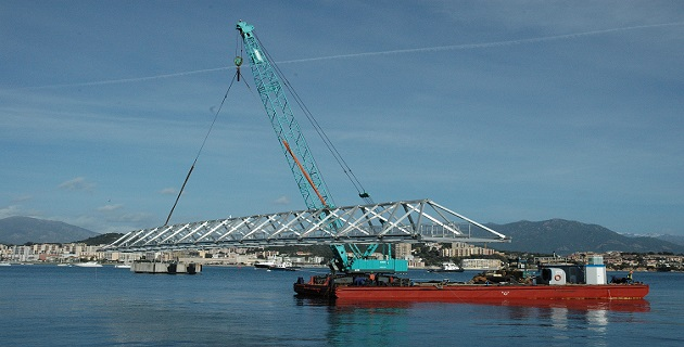 La CCI de Corse-du-Sud poursuit ses investissements pour sécuriser ses Infrastructures portuaires