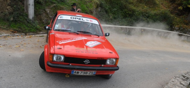 5 e rallye di u Paese Aiaccinu :  178 équipages pour une fantastique aventure