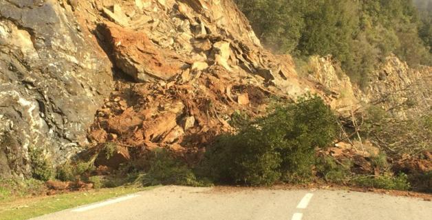 """Intempéries des 23 au 25 novembre en Haute-Corse : """"Etat de catastrophe naturelle"""" pour 16 communes"""