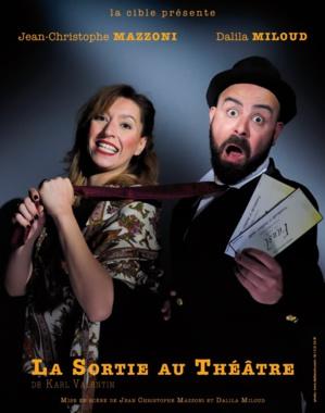 Bastia : Une « cible » hilarante au « teatrale » samedi soir