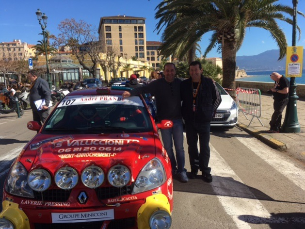 5 e Rallye Di u paese Aiaccinu : La nuit porte conseil!