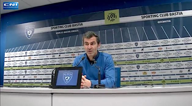 SC Bastia : La colère des supporters, la satisfaction de Almeida, le souhait de Galtier