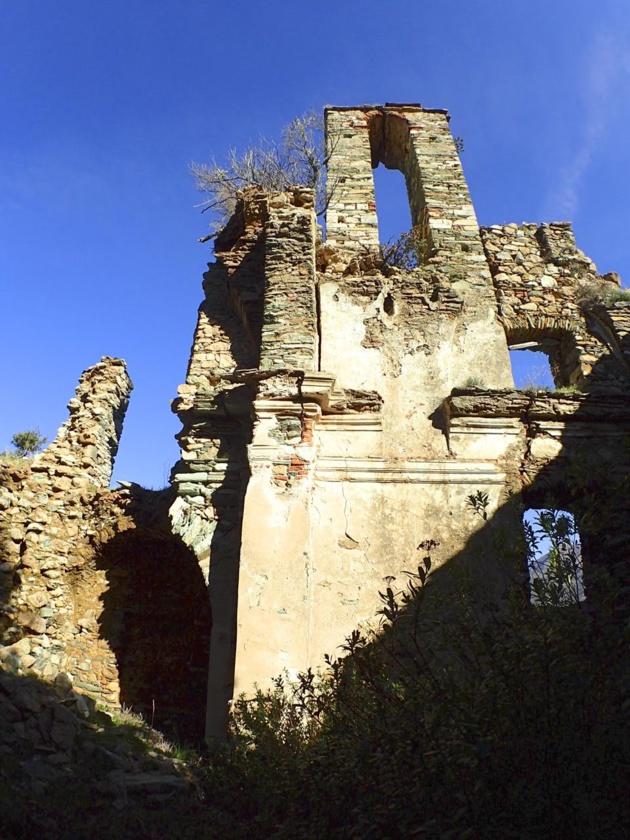 L'Histoire des vieilles pierres de Corse : Le couvent de Marianda