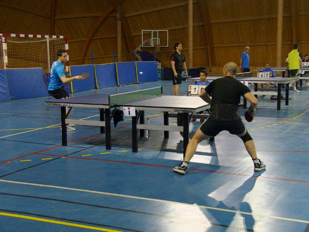 Tennis de Table : L'élite des pongistes insulaires à Biguglia