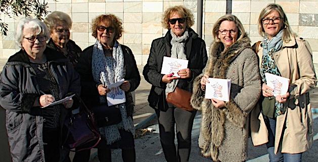 Bastia : Les « Femmes solidaires » entrent en campagne