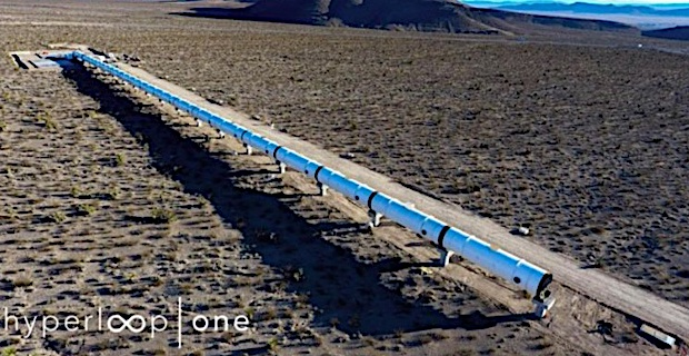 Voyager entre Corse et Sardaigne à 1 000 Km/h : La simulation du projet Hyperloop continue