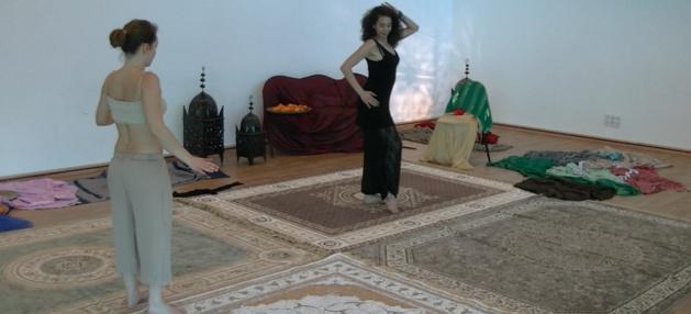 E Teatrale : « Davia, La Sultane » en clôture samedi à L'Alb'Oru