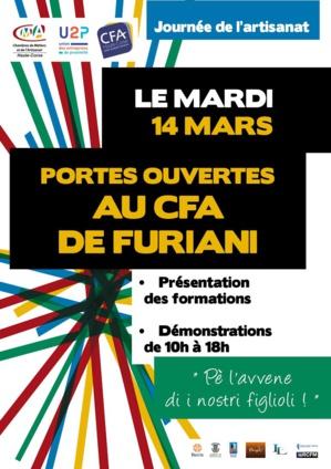 Journée portes ouvertes du CFA de Haute-Corse : L'artisanat en démonstration