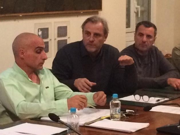 Motion de soutien de la  communauté de communes Calvi-Balagne aux agents du Syvadec
