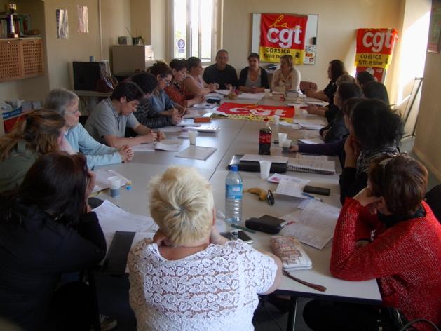 CGT de Haute-Corse : Nombreuses revendications à l' ADMR