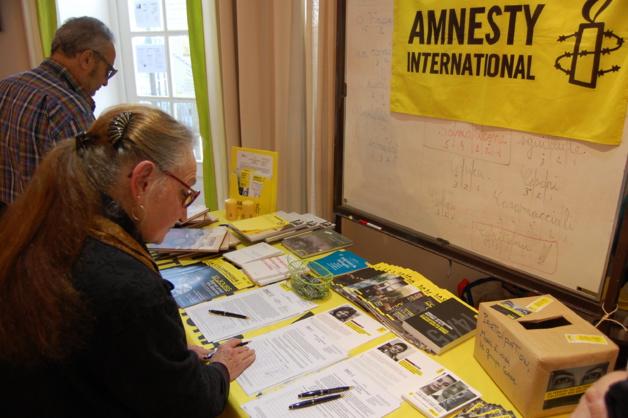 """""""Au cinéma pour les droits humains"""" fait étape à L'Ile-Rousse avec Amnesty international France"""