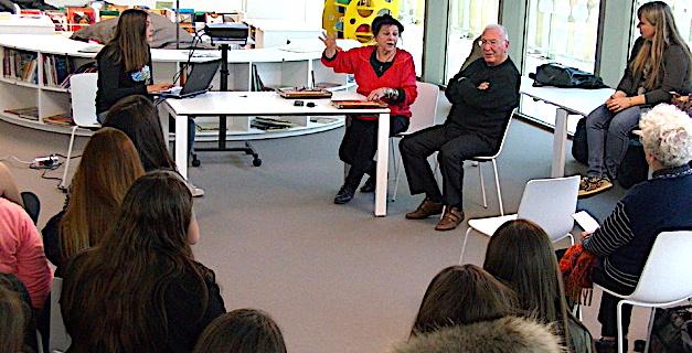 Bastia : « Parla tù, o Bastia » ou le patrimoine expliqué aux scolaires