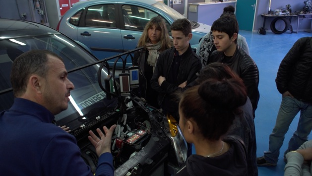 Ajaccio : Les jeunes de la Mission locale à la conquête de l'automobile avec le CFA 2A