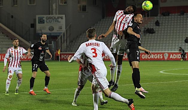 L'œil du technicien - ACA-Le Havre : Le match vu par Baptiste Gentili