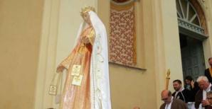 A Madonna Fiumarola.