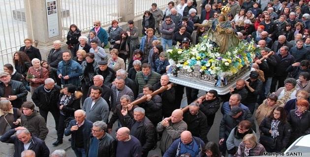 Fête de la Madunuccia  : La ferveur populaire a réuni tous les fidèles de Notre Dame de la Miséricorde à Ajaccio