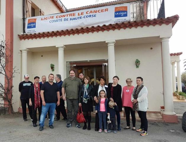 Le Domaine Orsini en fête pour la Ligue contre le cancer de Calvi-Balagne