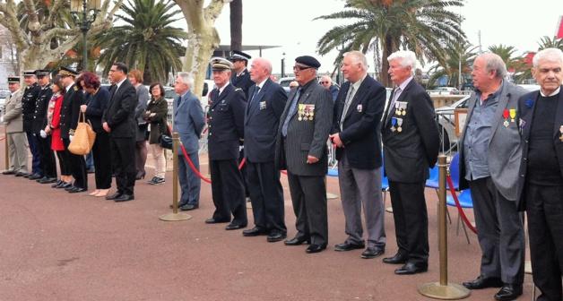 Bastia et Castifao : La FNACA présente à la journée du Souvenir du 19 Mars